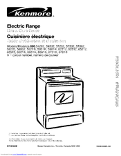 Kenmore 880.57802 Use & Care Manual