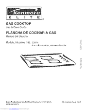 Kenmore 790.3304 Series Use & Care Manual