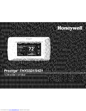 honeywell prestige thermostat installation manual