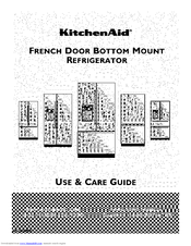 Kitchenaid Kfis29bbms00 Manuals