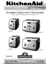KITCHENAID KMT222 Instructions Manual