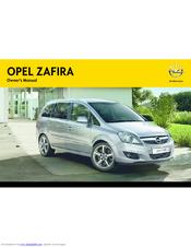 opel zafira owner s manual pdf download rh manualslib com Vauxhall VXR Vauxhall Astra VXR