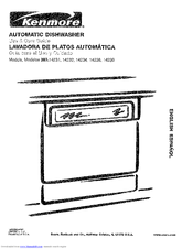 Kenmore 363.14238 Use & Care Manual