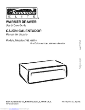 Kenmore 790.4927 Use & Care Manual