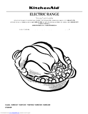 KitchenAid KERC507 Use & Care Manual