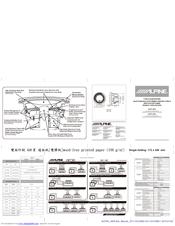 alpine swr 8d2 manuals rh manualslib com Alpine SWR- 10D4 Review Alpine SWR- 1243D
