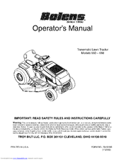 bolens 13an683g163 operator s manual pdf download rh manualslib com