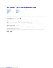 dell inspiron 537s manuals rh manualslib com Dell Inspiron Zino 400 Dell Inspiron 537 Drivers