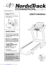 Nordictrack commercial 1750 treadmill review, comparison & best price.