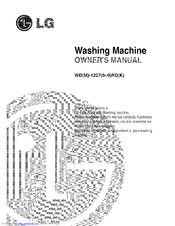 LG MFL31245144 Owner's Manual
