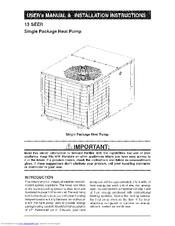 nordyne q3rd 036k manuals rh manualslib com