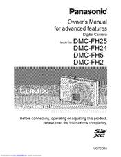 panasonic lumix dmc fh24 owner s manual pdf download rh manualslib com