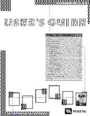 MAYTAG MGS5770 User's Manual