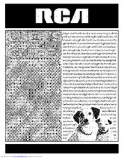 rca p61960 manual