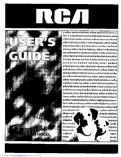 RCA P46924-G User Manual