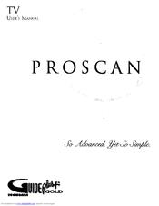 proscan ps50710 user manual pdf download rh manualslib com