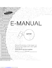 samsung un60es6100 e manuals rh manualslib com samsung un60es6100 manual pdf