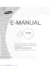 SAMSUNG UN55ES7100 E-manual