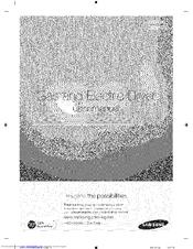 samsung dv331aew xaa 0000 manuals rh manualslib com Samsung Steam Dryer Manual Samsung Clothes Dryer Parts Manual