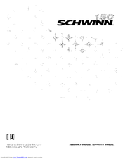 schwinn 150 owner s manual pdf download rh manualslib com Schwinn Fan Bike schwinn 150 exercise bike manual