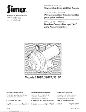 SIMER 3307P Owner's Manual