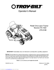 troy bilt ltx 13 manual