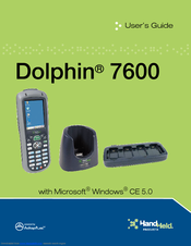 Hand Held Products DOLPHIN 7600 User Manual