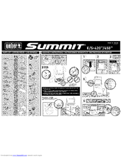 weber summit s450 assembly