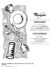 WHIRLPOOL 400 series Use & Care Manual