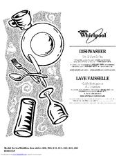 WHIRLPOOL 400 series Use & Care Manual