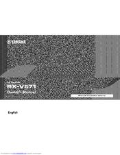 yamaha rx v571 manuals rh manualslib com  yamaha rx-v571 service manual
