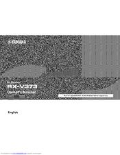 yamaha rx v373 manuals rh manualslib com yamaha rx-v373 owners manual download yamaha rx v373 service manual pdf