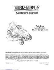 yard man 604h manuals rh manualslib com MTD Yardman Riding Mower 42 In mtd yardman he4160 owners manual