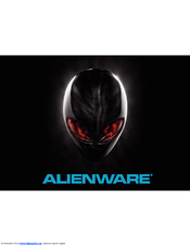 Dell Alienware M11x R3 Manual