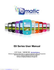 EMATIC E6 DRIVERS FOR WINDOWS