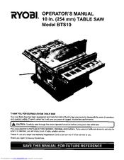 ryobi 12 miter saw manual