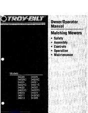 Troy bilt 34020c ownersoperators manual pdf download fandeluxe Choice Image