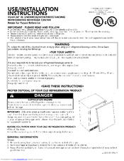 Viking vuar140t manuals viking vuar140t use installation instructions manual publicscrutiny Image collections