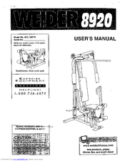 Weider Home Gym Cable Diagram Weider Free Engine Image