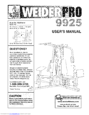 weider pro 9925 manuals rh manualslib com User Guide Icon Quick Reference Guide
