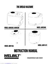welbilt abm3500 manuals rh manualslib com Welbilt Bread Machine Book Welbilt Bread Machine Recipe Book
