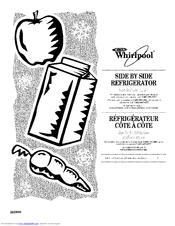 Whirlpool ED5CHQXKQ03 Use & Care Manual