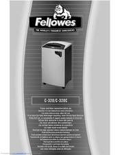 fellowes powershred c 320c manuals rh manualslib com