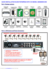q see qsd6209c9 250 manuals rh manualslib com q-see camera installation guide q see user manual