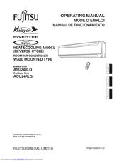 fujitsu inverter halcyon asu24rlq manuals rh manualslib com Owner's Manual Manual Book