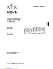 fujitsu halcyon dc inverter manual