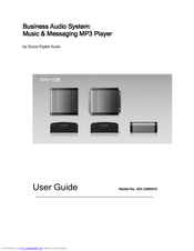 Grace Digital GDI-USBM10 User Manual