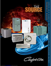 COMFORT-AIRE COMFORT-CIRE PRODUCT MANUAL Pdf Download