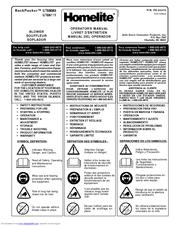 homelite backpacker ut08111 manuals rh manualslib com