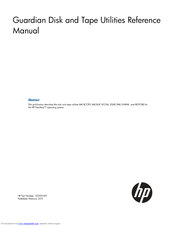 Hp BACKCOPY Reference Manual
